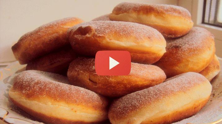 Очень вкусные пончики. Попробуйте сами. Если Вам понравился рецепт, поддержите наш проект поделившись с друзьями …