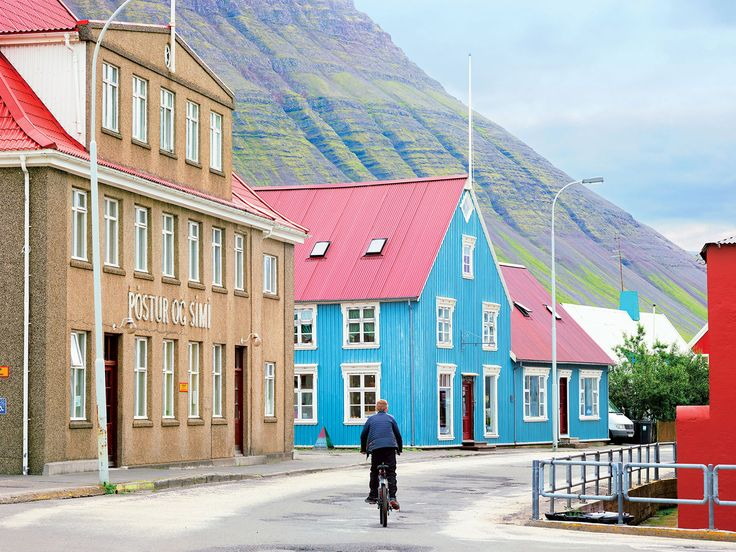 Into the Fjords - Bloomberg Business