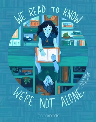 William Nicholson: We read to know we're not alone.