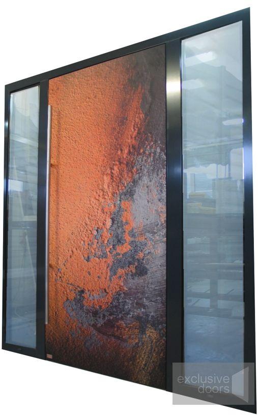 Customized Aluminium Front Door