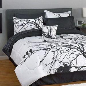 Bedroom Set Queen Black