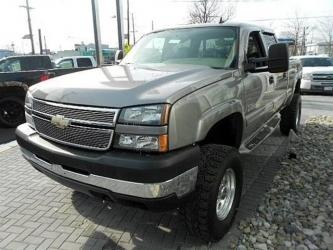 2006 chevy silverado 2500hd diesel lifted truck for sale 32 969 lifted chevy gmc trucks for. Black Bedroom Furniture Sets. Home Design Ideas