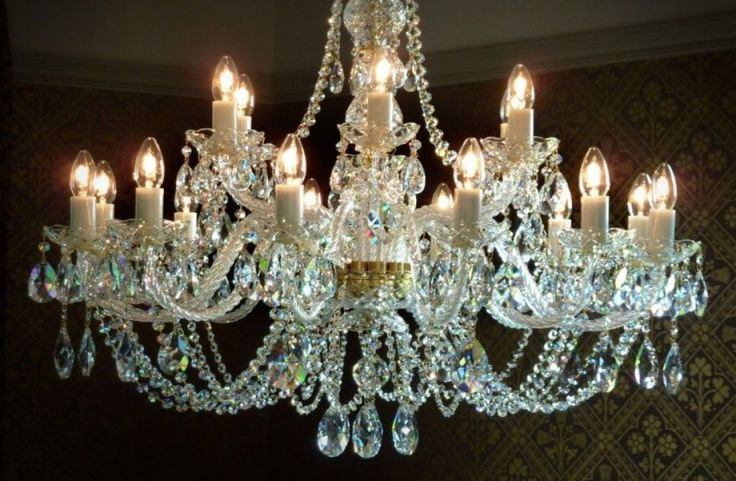 Beautiful Elegant Victorian Chandelier