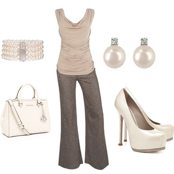 Love this outfit.........I have seen the same Michael Kors bag at TJ Maxx for less:)