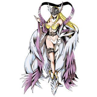 Angewomon - Digimon crusader by Petronikus on DeviantArt