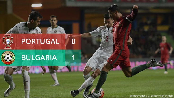 #Portugal vs #Bulgaria