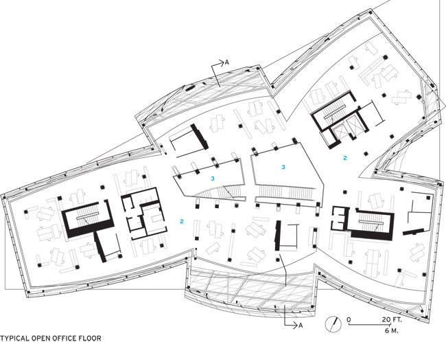 View The Plans Drawings For Fabrikstrasse 15 Thesis
