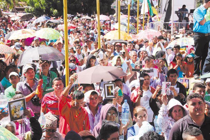 Matagalpa: Comenzó el novenario por el Señor de Esquipulas