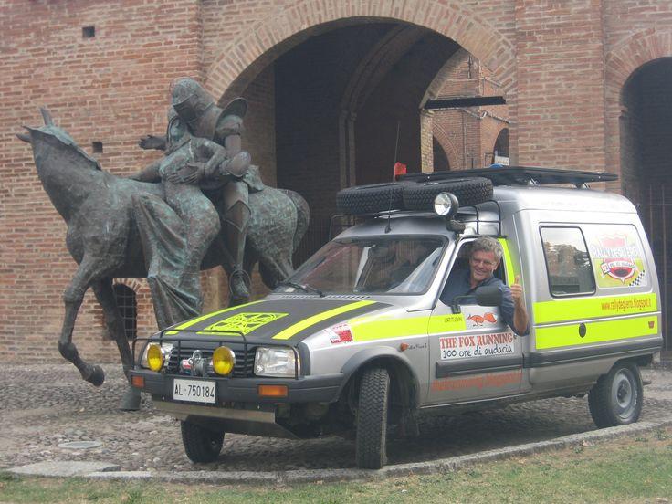C 15 EROICO http://rallydeglieroilarivincita.blogspot.it/ #LaRivincita  #RallydegliEroi  @RobertoCattone