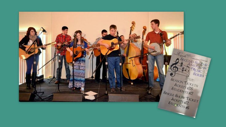 Second Sunday Music Series, Youth Concert.  The event features amazing young local talent.  Photo by Gary Plaster