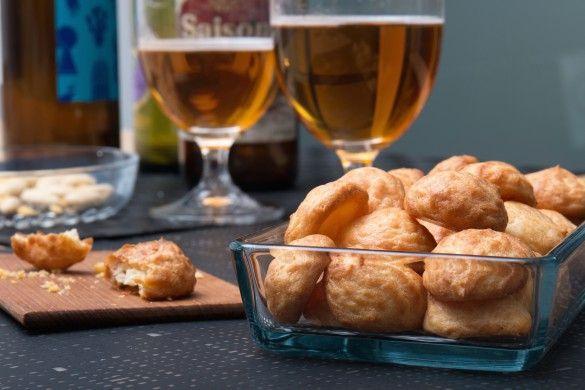 gougères – franska ostpuffar - RECEPT | Uplifting – allt om god mat – recept, tips, restauranger, dryck