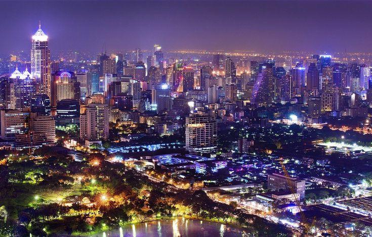 "Bangkok is the capital of Thailand and the largest city in the country. But it is typically only called Bangkok in English. In Thai, it is often called Krung Thep Maka Nakhon, or just Krung Thep. Its full name is ""Krung Thep Mahanakhon Amon Rattanakosin Mahinthara Ayuthaya Mahadilok Phop Noppharat Ratchathani Burirom Udomratchaniwet Mahasathan Amon Piman Awatan Sathit Sakkathattiya Witsanukam Prasit."""