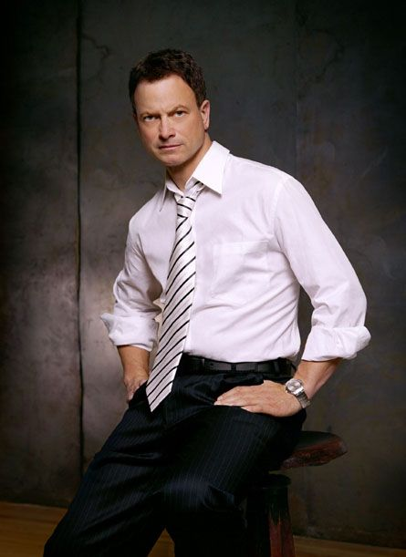 Gary Sinise...he does great work with the military!!!
