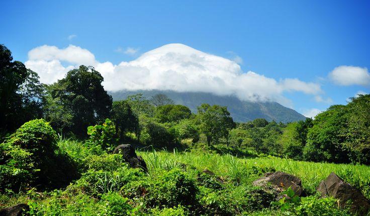 Volcan de l'Ile d'Ometepe