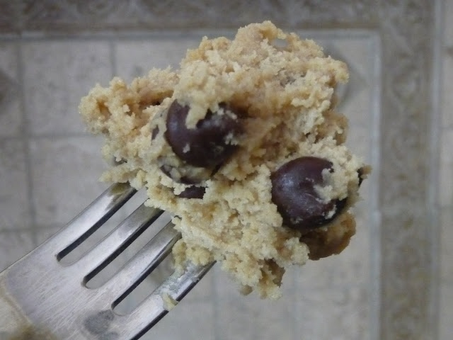 My Computer is My Canvas: Safe to Serve RAW Cookie Dough Recipe!