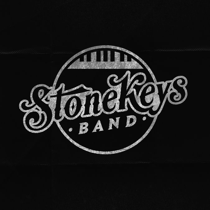 Rock Band Logo - The Stone Keys Band by Siv.66