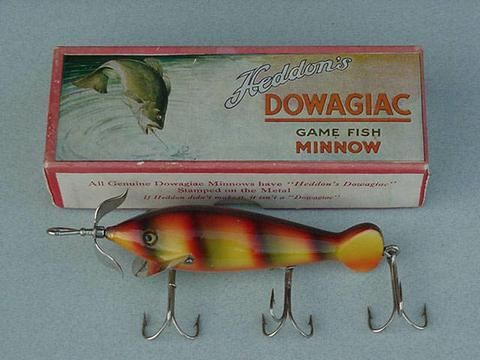 92 best antique fishing lures images on pinterest for Old fishing rods worth money