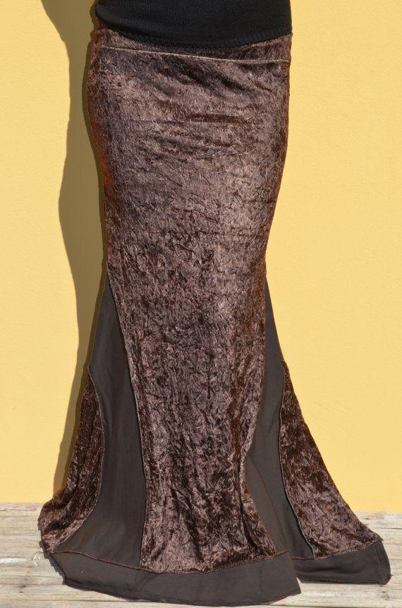 long skirt Mermaid elficcelticfantasyfairyetnic di LisaLSArt