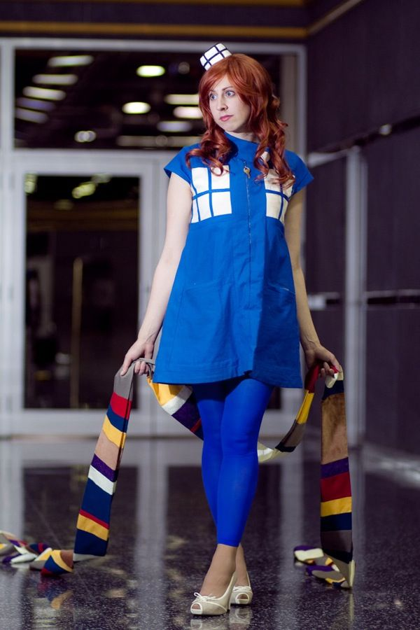 Tardis costume :): Diy Costumes, Shrimp Salad, Costume Ideas, Diy Halloween Costumes, Tardis Dress, Doctors, Salad Circus, Tardis Costumes, Costumes Ideas