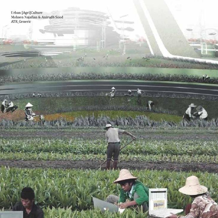 Urban [Agri]Culture  Architecture Technology Research
