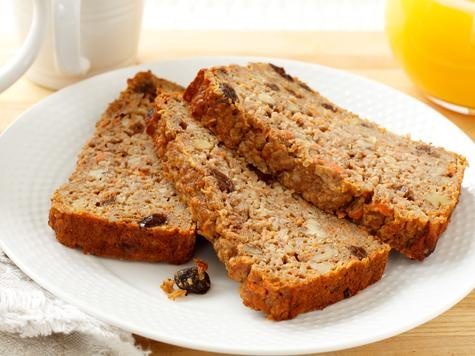 This is different, but so delicious! A must try! Carrot Quinoa Breakfast Bread