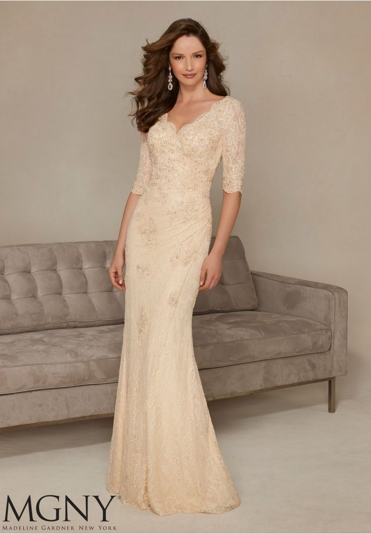Evening Gowns and Mother of the Bride Dresses - Dress Style 71325