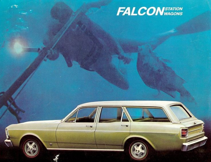 Ford Falcon XW