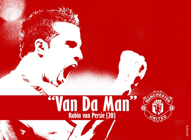 Robin van Persie - Manchester United's latest acquisition #MUFC