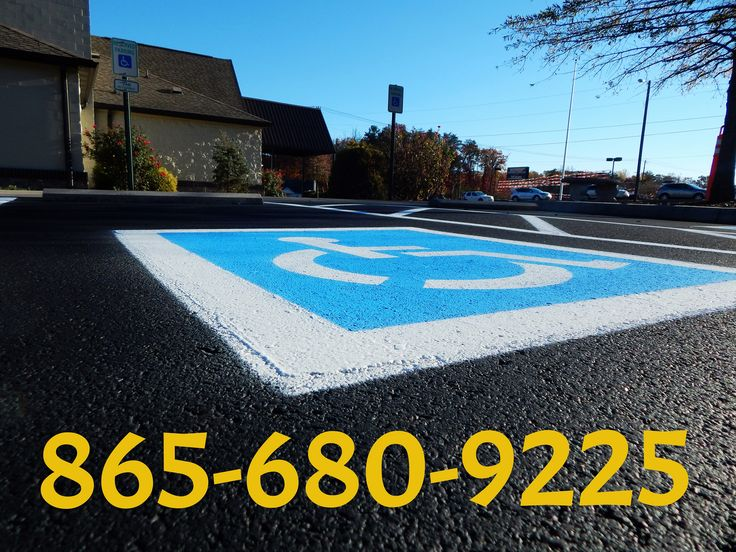 121 Best Parking Lot Striping Sealcoating Knoxville Tn