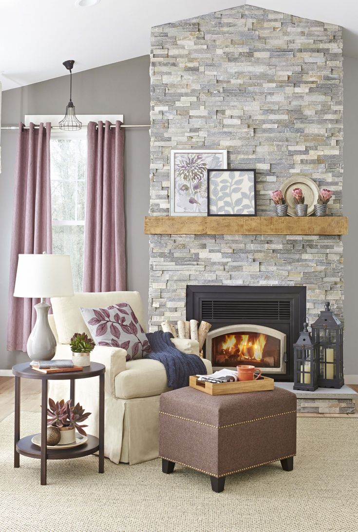 Top 25 Best Fireplace Redo Ideas On Pinterest Brick