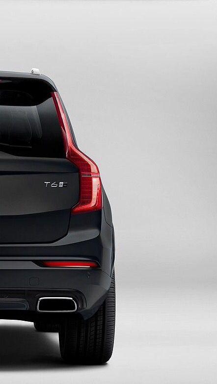 2015 Volvo XC 90 T6 R-Design