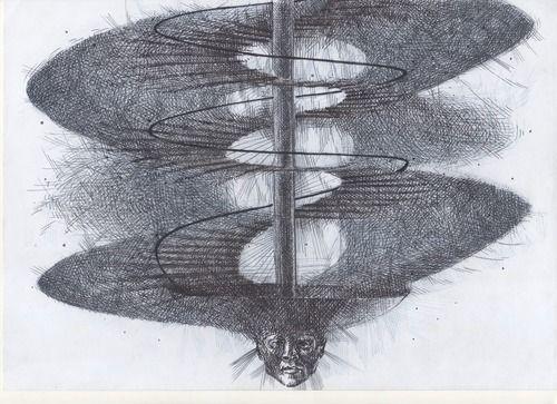 Tarik Berber   Drawings for an Animation