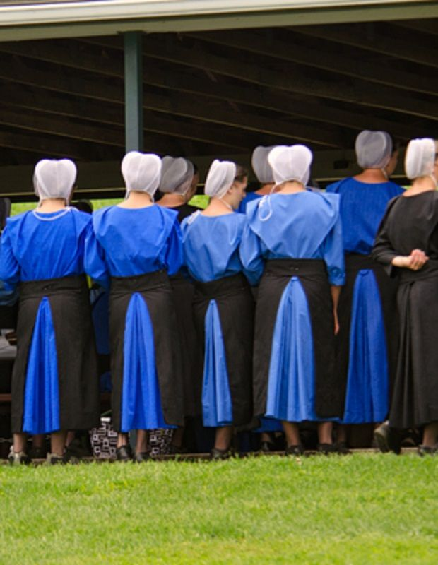 real-amish-women