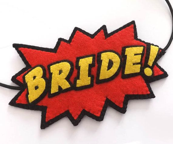 Hey, I found this really awesome Etsy listing at https://www.etsy.com/listing/94419921/bride-comic-book-wedding-superhero