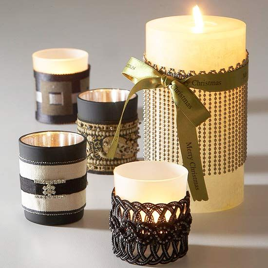 118 best candle diy craft ideas images on pinterest for Candle craft ideas