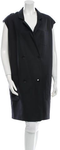 Golden Goose Wool Long Vest w/ Tags