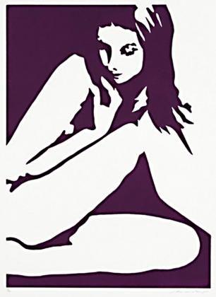 Werner Berges - Die Farben der Frauen – La Morada