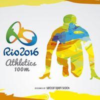Rio 2016 - Ahtletics 100m
