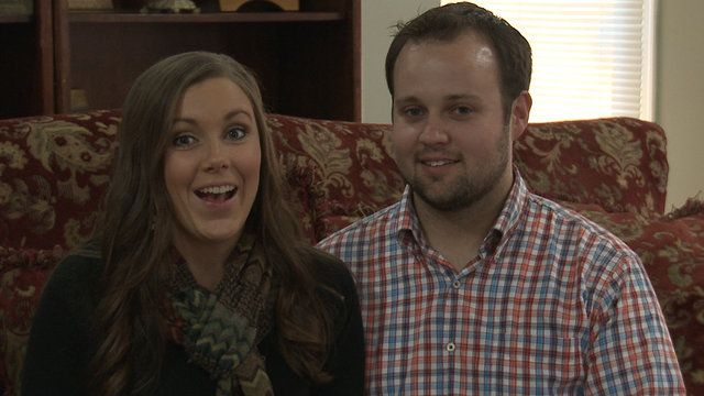 Josh and Anna Duggar share their exciting news in this exclusive first look from TLC.com.