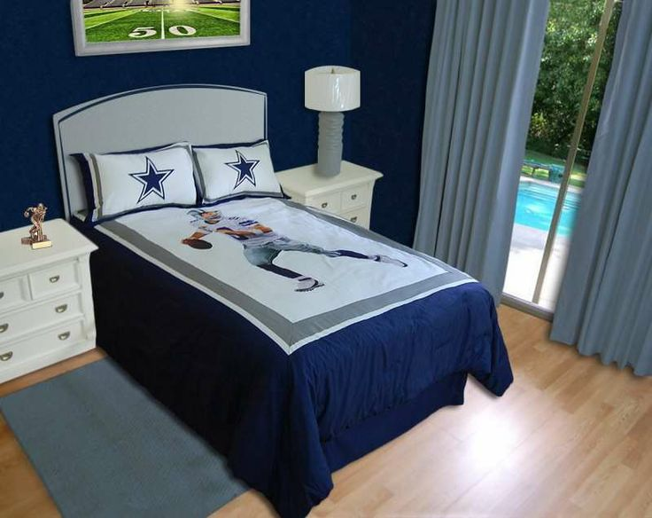Another Great Find On Dallas Cowboys Tony Romo Comforter Set By Biggshots