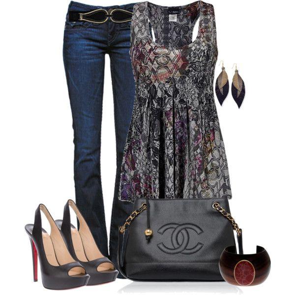 : Fall Clothing, A Mini-Saia Jeans, Jeans Syndrome, Fashion Ideas, Inspiration Ideas, Closet Freak, Chanel Style, Fashionista Style, Untitl 246