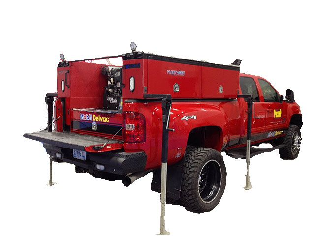 Utility Beds, Service Bodies, and Tool Boxes for Work Pickup ...