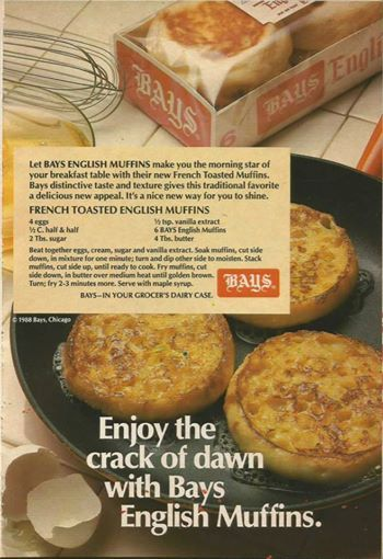 ... to try English muffins for French toast before??? English toast, heh