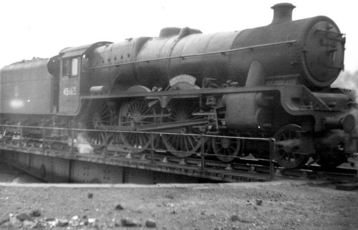 45665 LORD RUTHERFORD OF NELSON | B.R. JUBILEE CLASS ...
