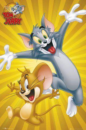 Tom und Jerry Geburtstags-Vorräte – #cartoon #Geb…