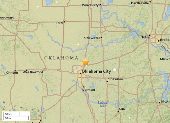 What's Causing So Many Earthquakes in Oklahoma? | http://sibeda.com/whats-causing-so-many-earthquakes-in-oklahoma/