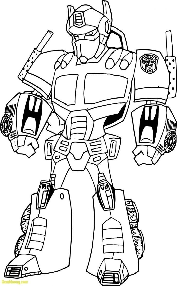 Robot Coloring Page Fresh Coloring Pages Robots Download Coloring Pages For Free Transformers Coloring Pages Coloring Pages For Kids Toy Story Coloring Pages