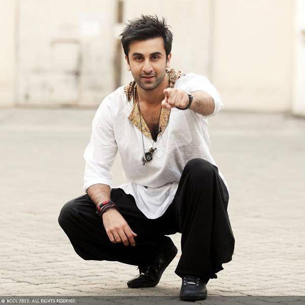Ranbir Kapoor Hairstyle In Yeh Jawani Hai Deewani