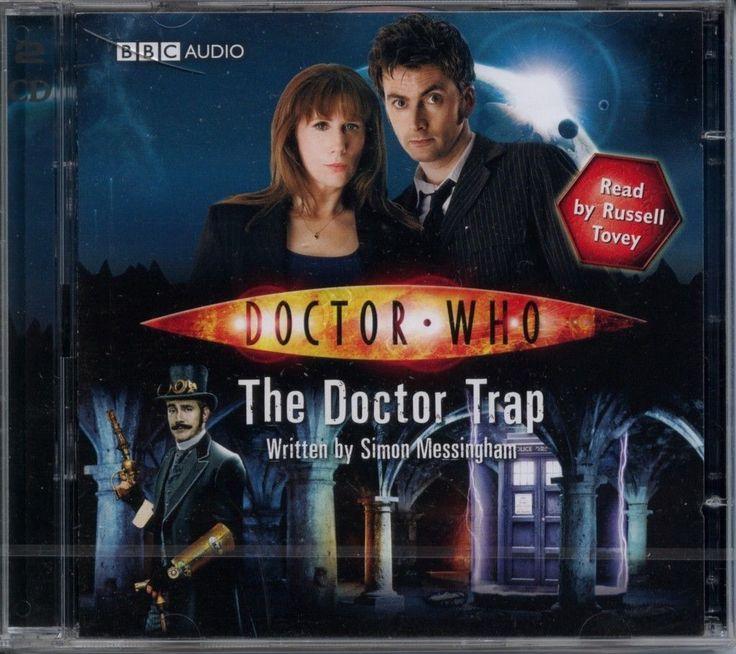 doctor who bbc audio drama
