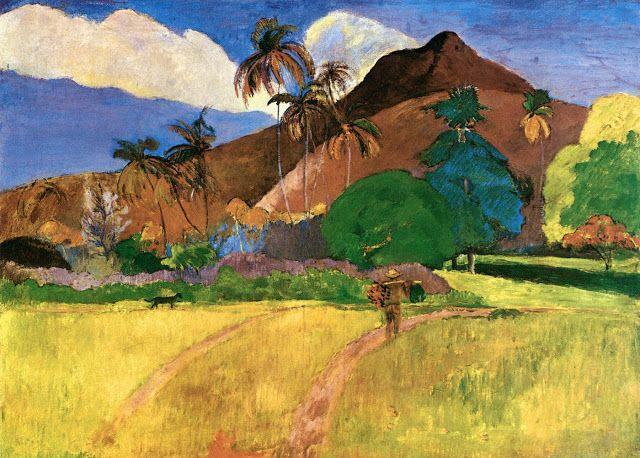 Τοπίο στην Ταϊτή (1893) Ινστιτούτο Τεχνών Μινεάπολης